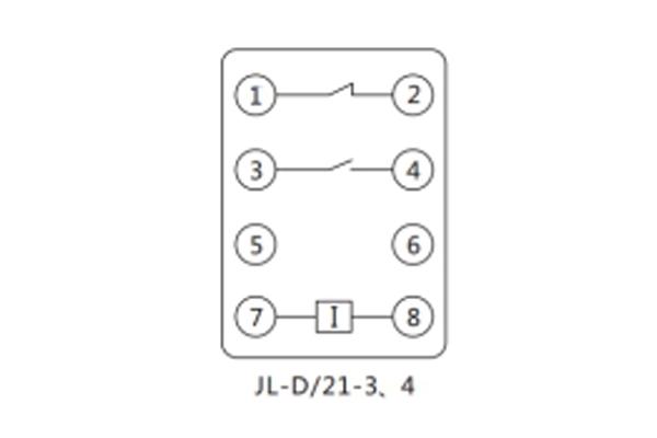 JL-D/21-接4线图