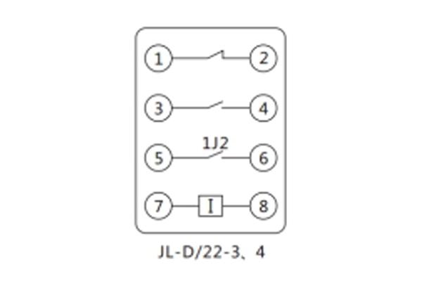 JL-D/22-4接线图